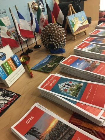 Study Abroad Fair shares opportunities with students