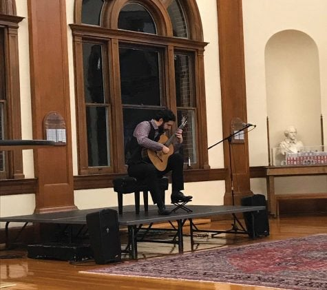 Guitarganza 2019 showcases music, performance by Silviu Ciulei