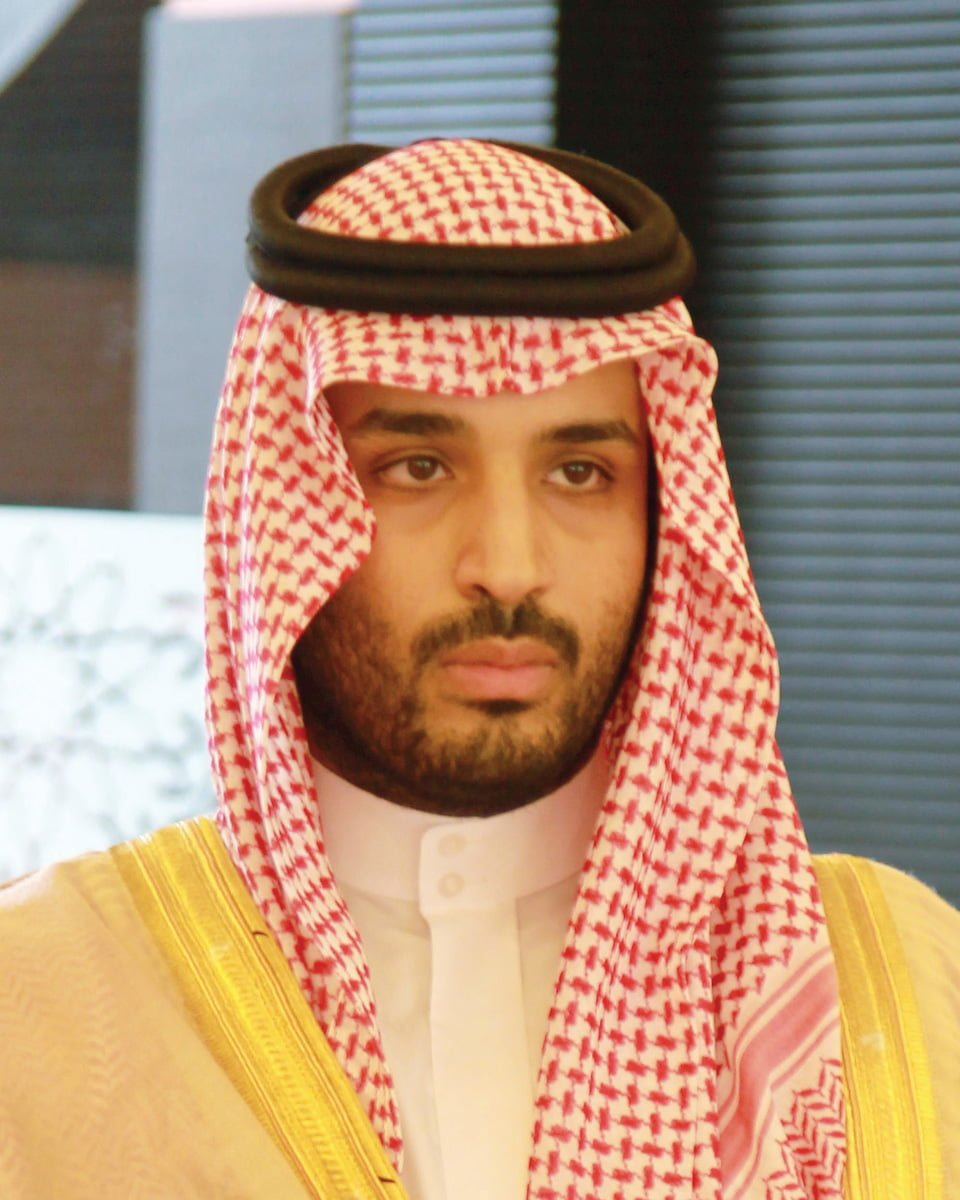 Mohammad bin Salman has been accused of silencing opposing political stances./photo courtesy of Mazen AlDarrab/ WikiCommons