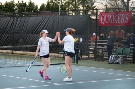 Women's tennis team looks for turnaround