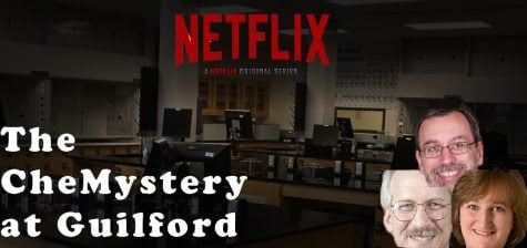 The Goofordian 2019 The CheMystery Netflix original series