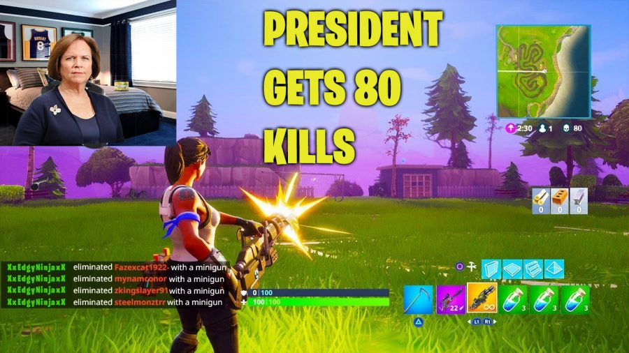 Goofordian April 1 Jane Fernandes Fortnite