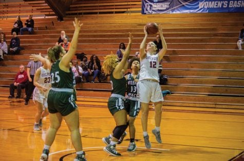 Future bright for Guilford women's basketball