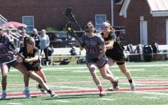 Women's Lacrosse ends regular season with four home games