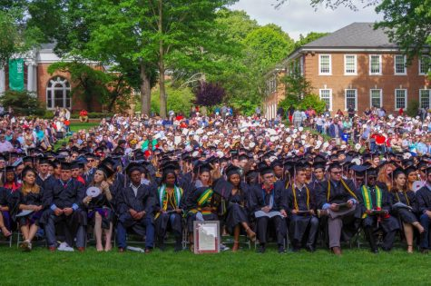 Guilford College Class of 2019 Commencement