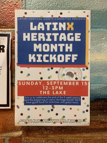 IEC to kick off 12-week with lake celebration for Latinx Heritage Month