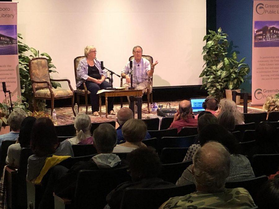 'Best of Enemies' author kicks off Greensboro's One City, One Book program