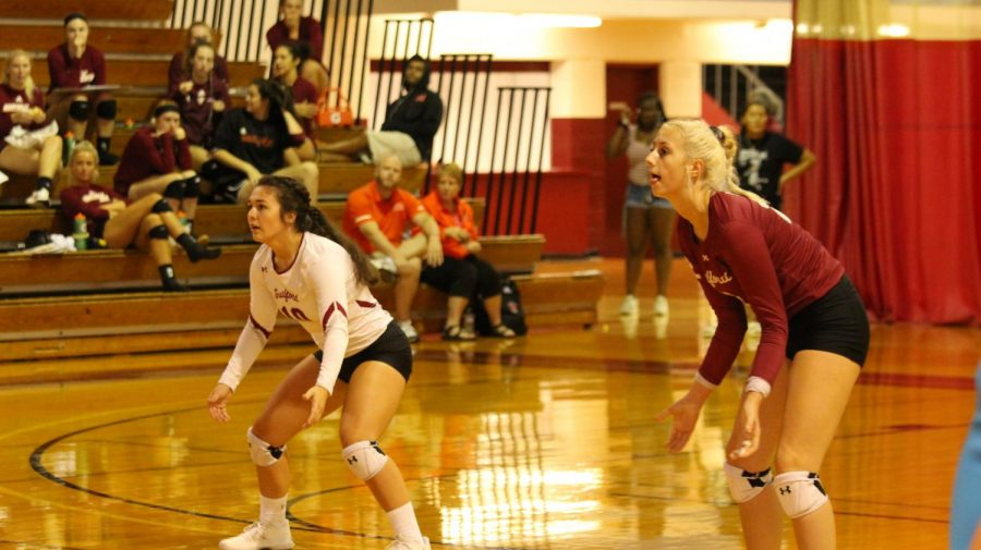 Volleyball defeats Washington and Lee, looks to build