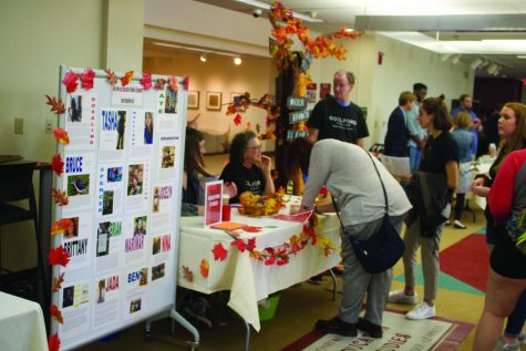 Major Mixer engages students and faculty