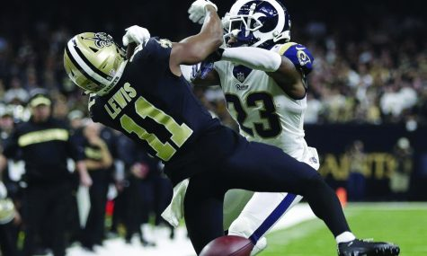 NFL pass interference rule stirs controversy