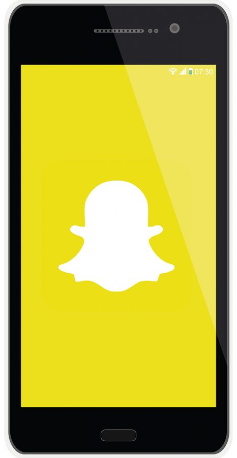 Snapchat, largely frequented social media app of brevity, is the platform for YOLO.