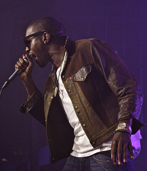 Kanye+West+before+his+career+turned+controversial%2C+2009.