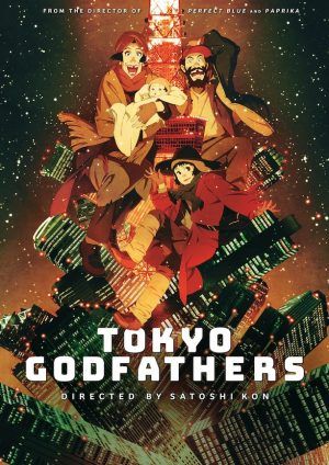 Anime classic 'Tokyo Godfathers' has complex characters, vibrant visuals