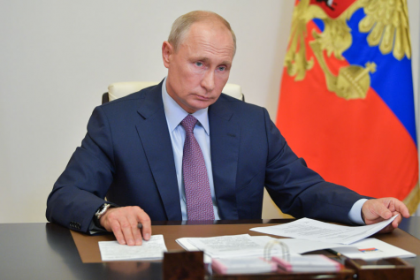 Putin rumored to resign as Russian President after more than eight years