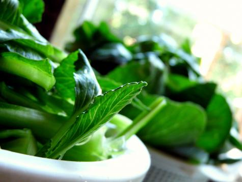"""""""Leafy Greens"""""""