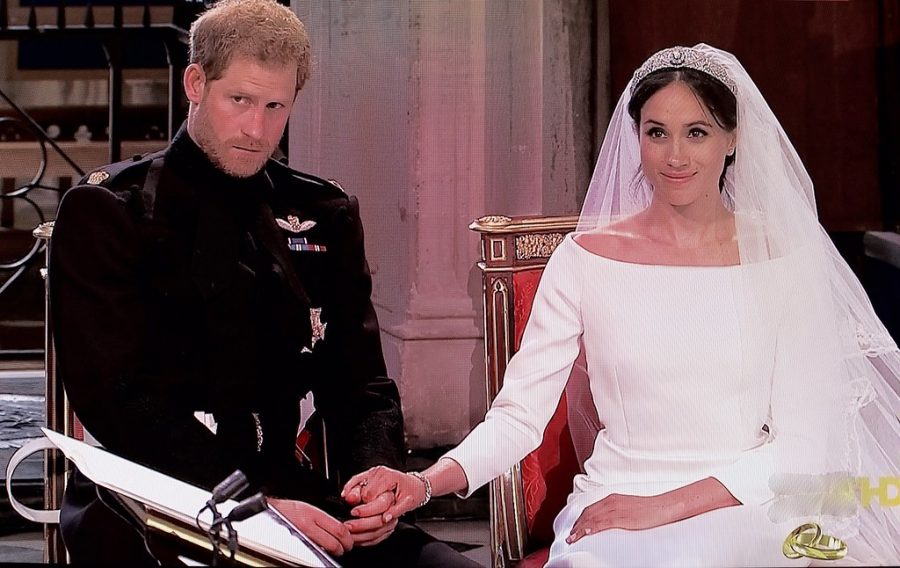 Prince Harry & Meghan's Wedding